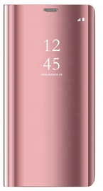 OEM Clear View Case For Huawei P30 Lite Pink