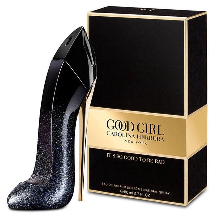 Parfüümvesi Carolina Herrera Good Girl Supreme 80ml EDP