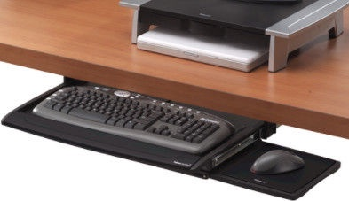 Fellowes 8031201 Office Suites™ Deluxe Keyboard Drawer