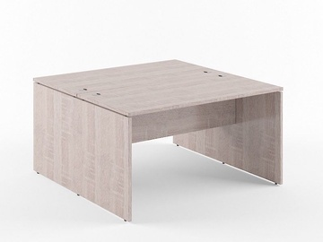 Skyland Xten X2ST 167 Double Table Sonoma Oak