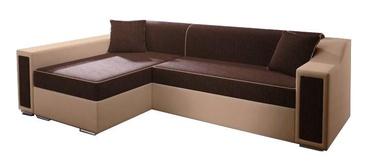 Stūra dīvāns Idzczak Meble Milton Mini, 282 x 160 x 77 cm