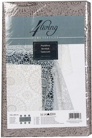 4Living Tablecloth 150x260cm Grey