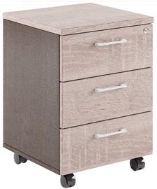 Skyland Xten ХМС-3D Office Cabinet Sonoma Oak