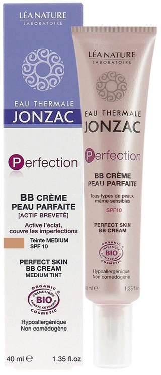 BB sejas krēms Jonzac Perfection SPF10 Medium, 40 ml