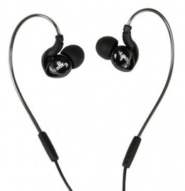 iBOX S1 Sport Audio Mobile Headphones Black