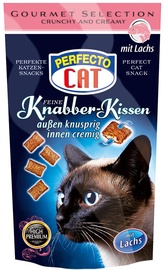 Perfecto Cat Knabber-Kissen With Salmon 50g