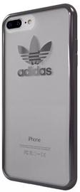 Adidas Clear Back Case For Apple iPhone 7 Plus/8 Plus Transparent/Black