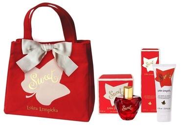 Набор для женщин Lolita Lempicka Sweet 50 ml EDP + 75 ml Body Milk + Shopping Bag