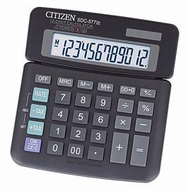 Kalkulaator Citizen, must