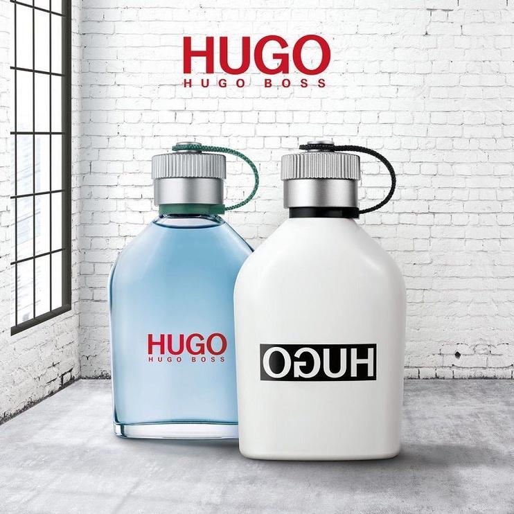 Kvepalai Hugo Boss Hugo Reversed, 75ml EDT