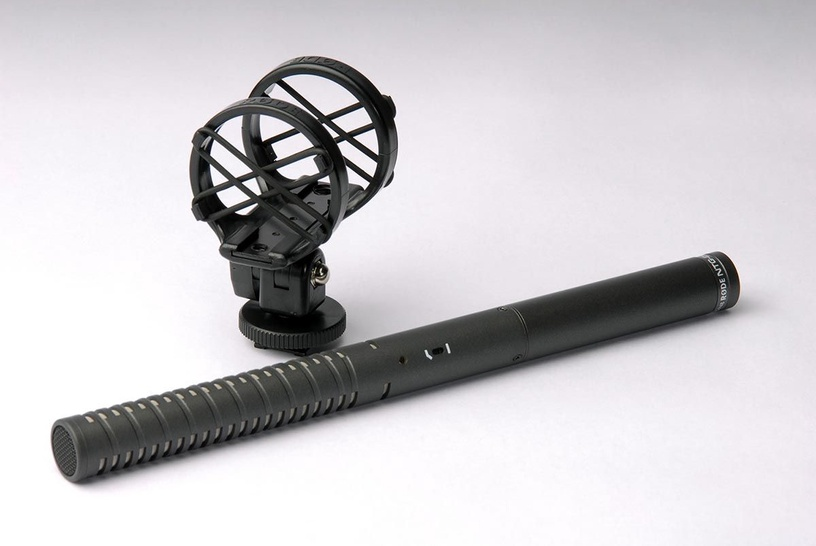 RØDE Multi-Powered Shotgun Microphone NTG2