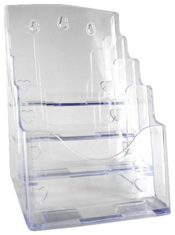 Avatar Booklet Holder With 4 Compartments A4