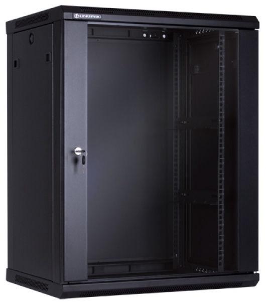 "LinkBasic Hanging Rack Cabinet 19"" 15U WCB15-645-BAA-C"