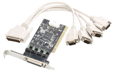iTec PCI POS Card 4 x Serial RS232