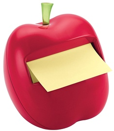 3M Post-It Pop-Up Notes Dispenser Apple Red APL-330