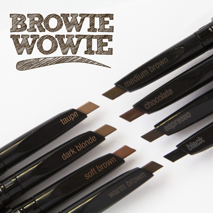 L.A. Color Browie Wowie Eyebrow Pencil 0.5g 407