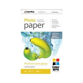 Fotopopierius ColorWay Premium, blizgus, A4