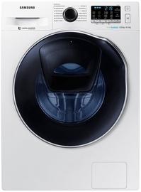 Pesumasin-kuivati Samsung WD80K5A10OW/LE