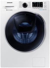 Skalbimo mašina - džiovyklė Samsung WD80K5A10OW/LE