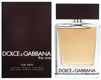 Pēc skūšanās losjons Dolce & Gabbana The One, 100 ml