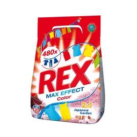Skalbimo milteliai Rex Japanese Garden Color 2 in 1, 1.4 kg