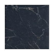 Akmens masės plytelės Sansevero Black, 9,9 x 9,9 cm