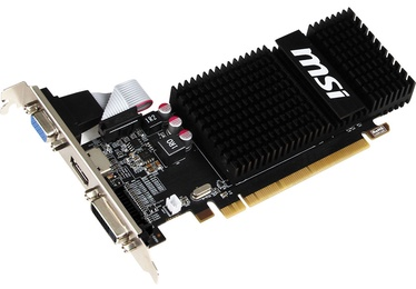MSI AMD Radeon R5 230 2GB GDDR3 PCIE R5 230 2GD3H LP