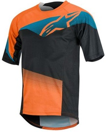 Alpinestars Mesa SS Jersey Orange/Blue L