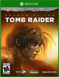Xbox One mäng Shadow Of The Tomb Raider Croft Edition Xbox One