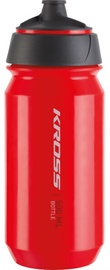 Велосипедная фляжка Kross Team Edition 500ml Water Bottle Red
