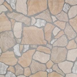 Põrandaplaat Cersanit G423, 42x42, pruun