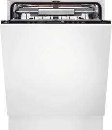 Įmontuojama indaplovė AEG FSE83807P White