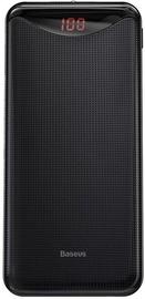 Зарядное устройство - аккумулятор Baseus Gentleman, 10000 мАч, черный