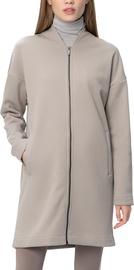 Длинное женское пальто Audimas, бежевый, S