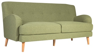 Home4you Sofa Teele-3 Green 16747