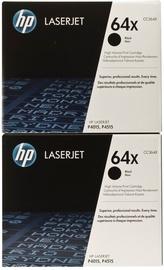 HP LaserJet CC364X Black 2-pack