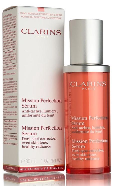 Veido serumas Clarins Mission Perfection, 30 ml