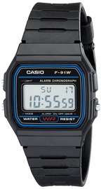 Casio F-91W-1CR Mens Watch