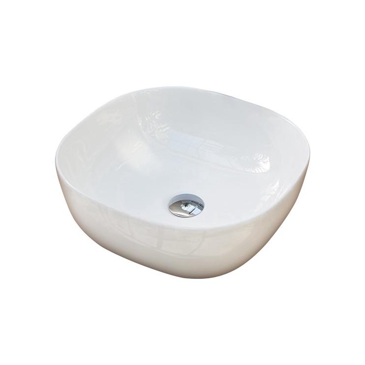 Sanycces Palermo 500007 42.5 x 42.5 x 14 cm White