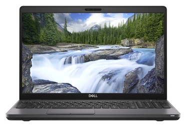 Dell Latitude 5500 Black N017L550015EMEA