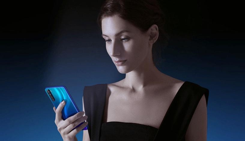 Xiaomi Redmi Note 8 4/128GB Dual Neptune Blue