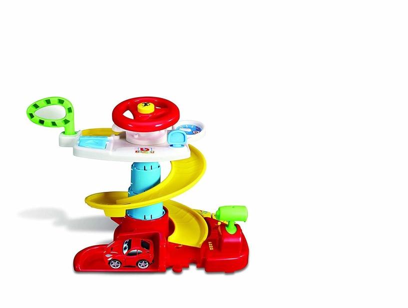 BB Junior Ferrari Dash And Drive 2in1 88803