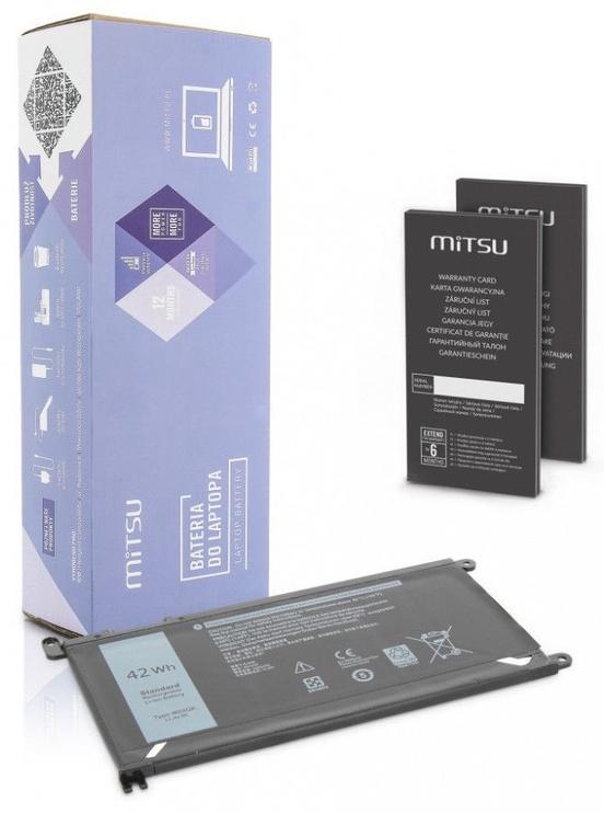 Mitsu BC/DE-17 3600mAh