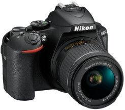 Nikon D5600 AF-P DX 18-55mm VR