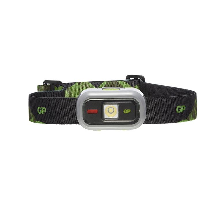 Galvos prožektorius GP, GPACTCH33000, 100lm, su raudona šviesa