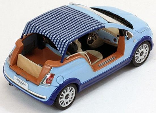 IXO Fiat 500 Tender Two