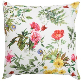 Home4you Holly Pillow 45x45cm Flower Garden