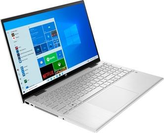 Ноутбук HP Pavilion x360 15-er0009nw, Pentium®, 4 GB, 256 GB, 15.6 ″