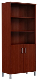 Skyland Born Office Cabinet B 430.2 90х45х205.4cm Burgundy