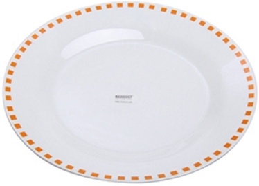 Banquet Cubito Dinner Plate 24cm Orange